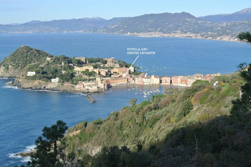 Learn Italian in Sestri Levante