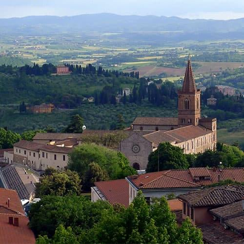 Italian Towns and Cities