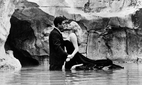 Marcello Mastroianni, the latin lover, la dolce vita