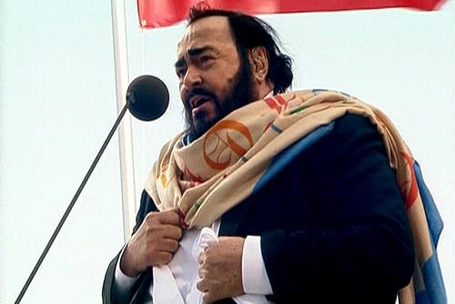Pavarotti, luciano pavarotti, italian tenor, the three tenors