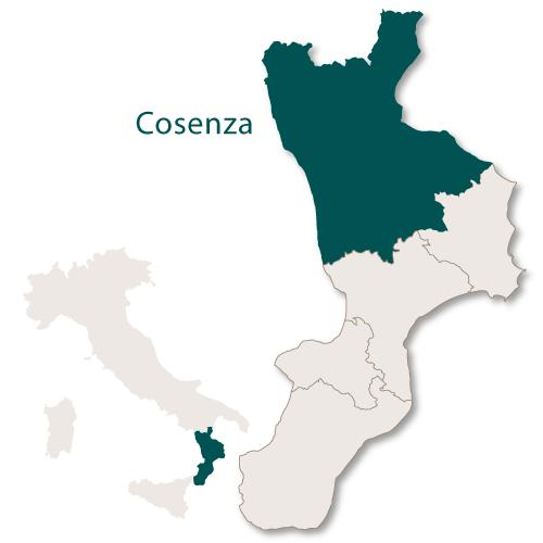 Index of imagesregionscalabriacosenzaprovince