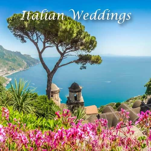 Weddings in Italy, getting married in italy, italian weddings, italian wedding services